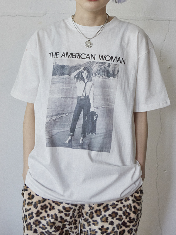 american woman 1/2 T (3 color)