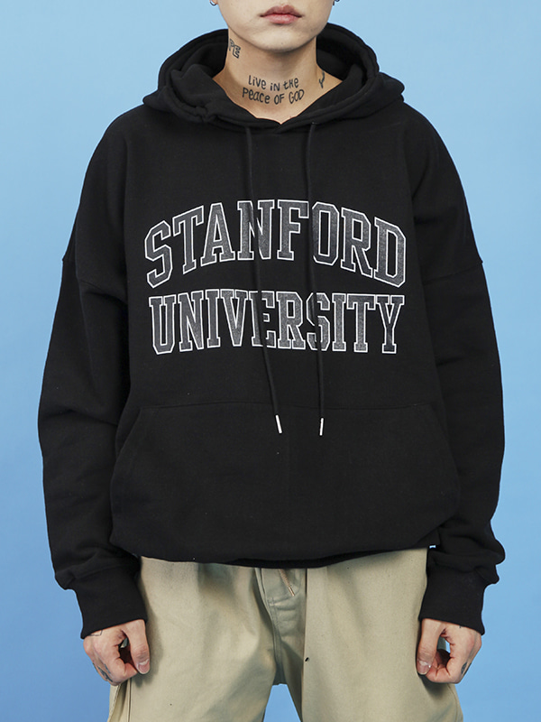 stanford hood (4 color) - UNISEX