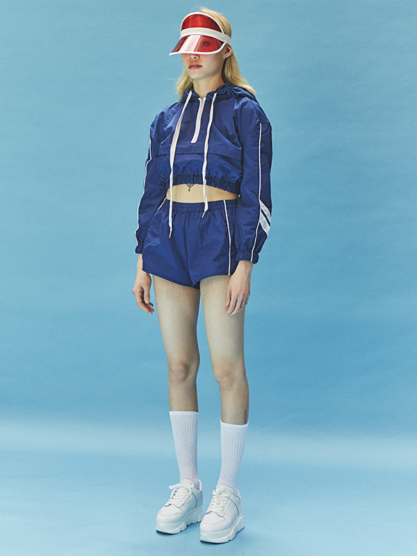 half zip-up training set