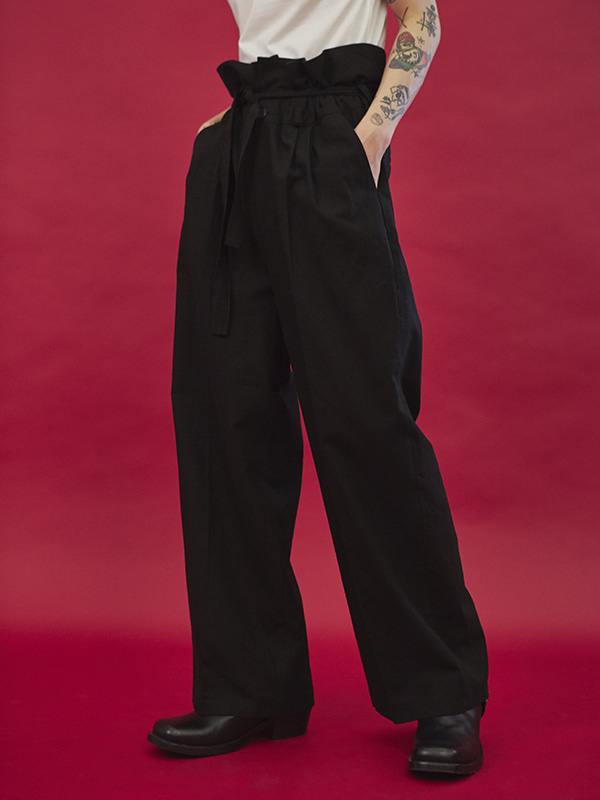 crows zero wide pants (2 color) - UNISEX