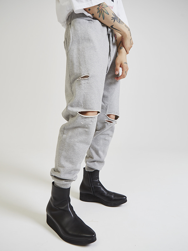 demage training jogger pants (2 color) - UNISEX
